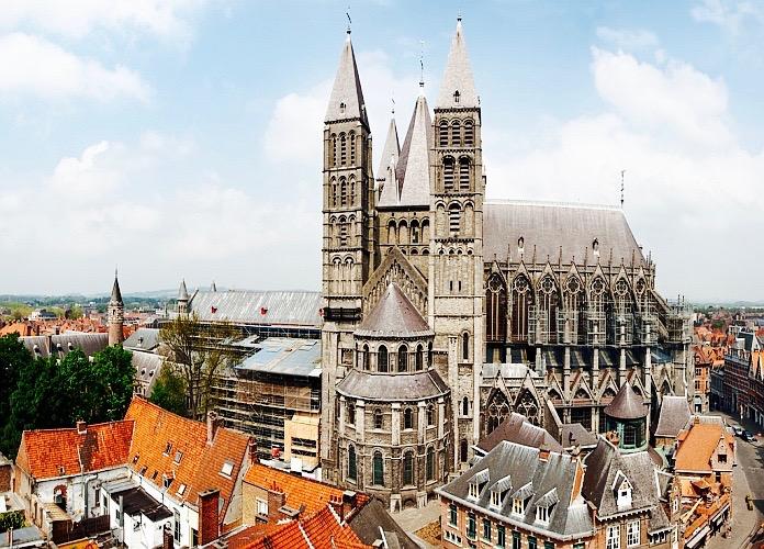 Cathedrale-de-Tournai unesco