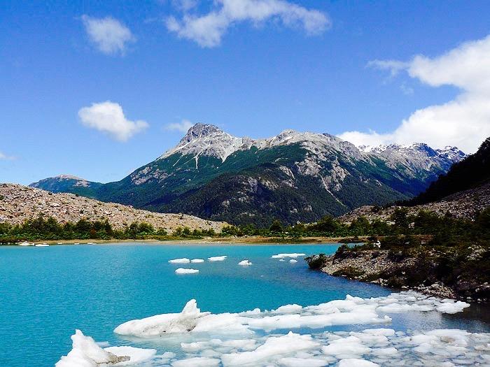 Le Parc national de Los Alerces, Argentine