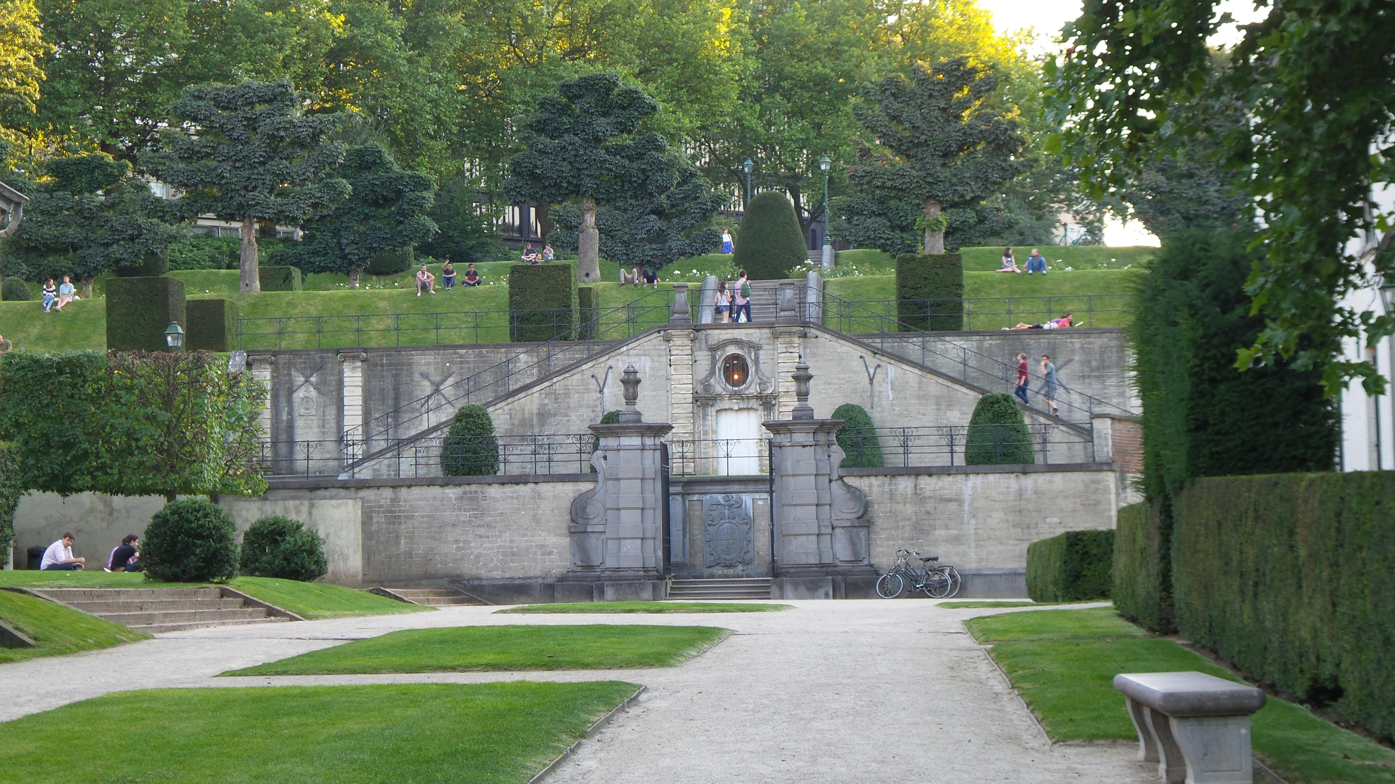 5 parcs pour un pique-nique à Bruxelles