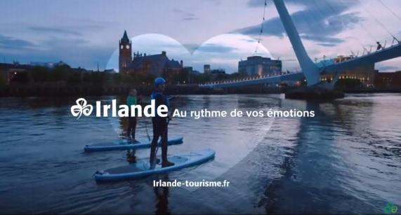tourisme sportif Irlande