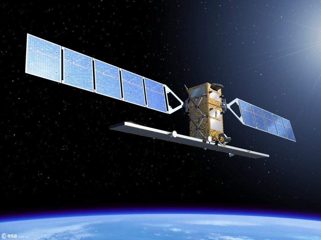 Base spatiale européenne