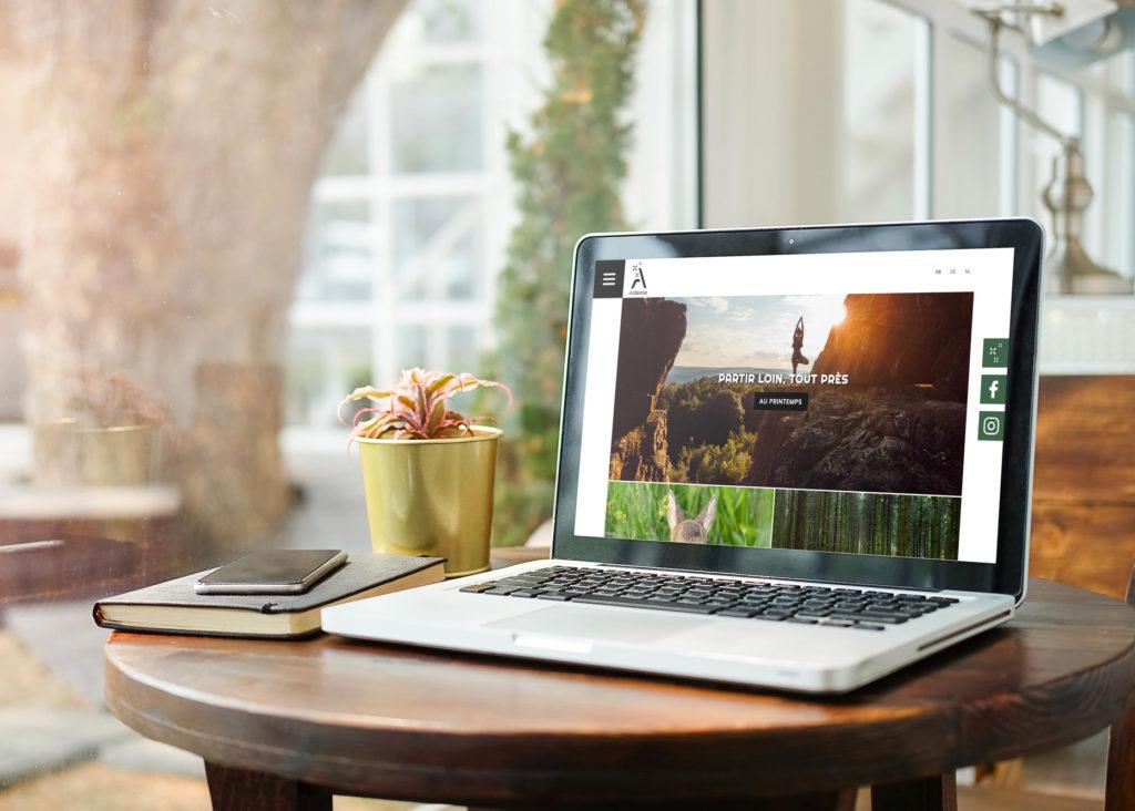 Website Ardenne