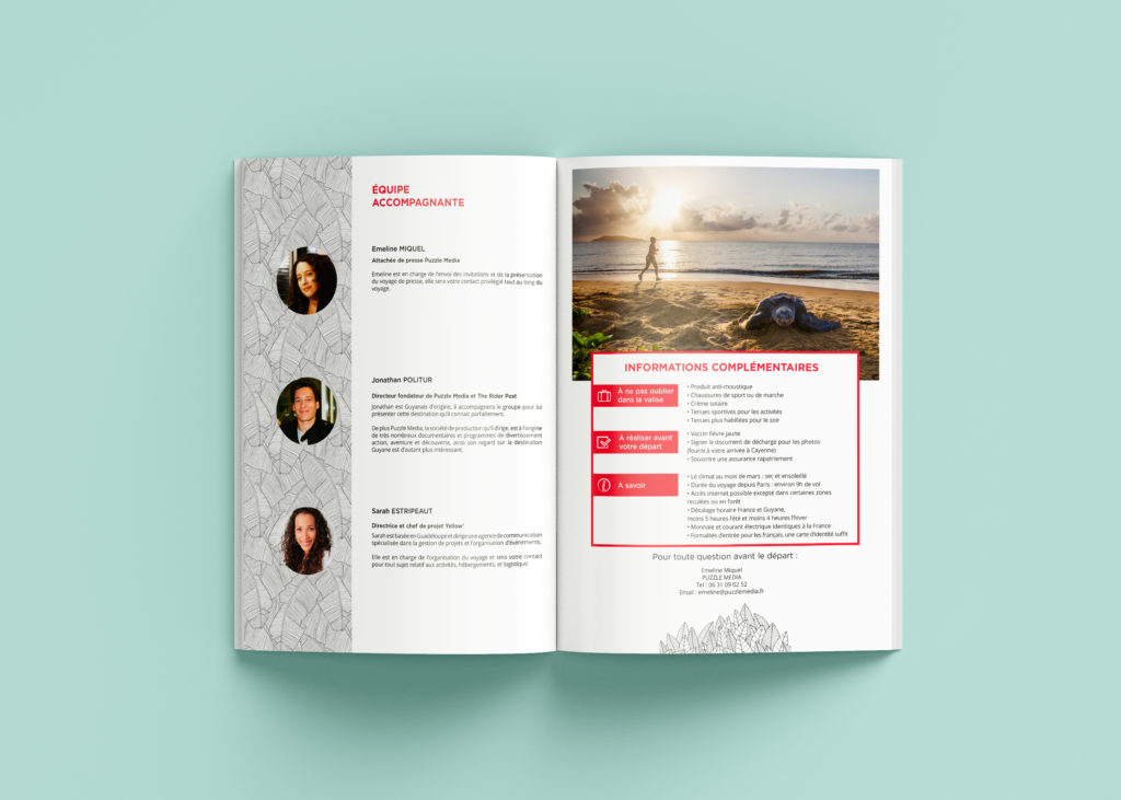 Rapport campagne touristique