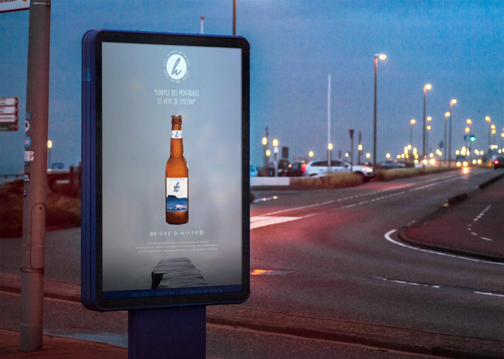 Affiche bière artisanale