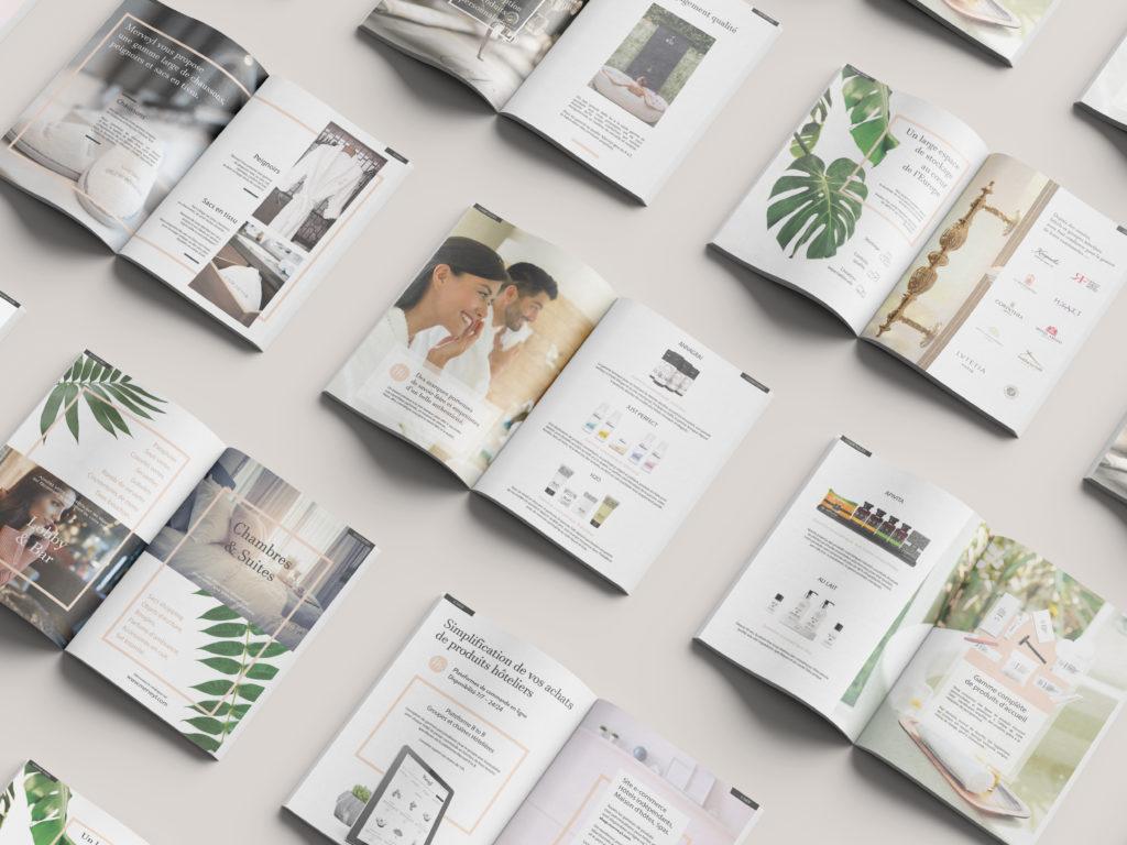 Magazine produits hôteliers