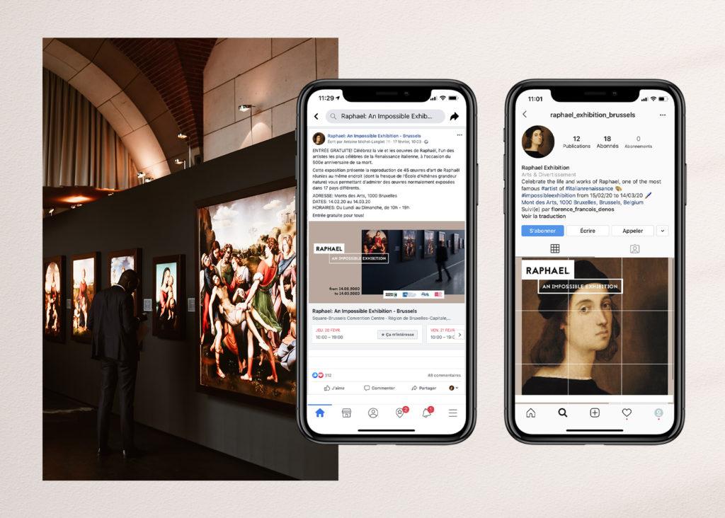 exhibition digital communication