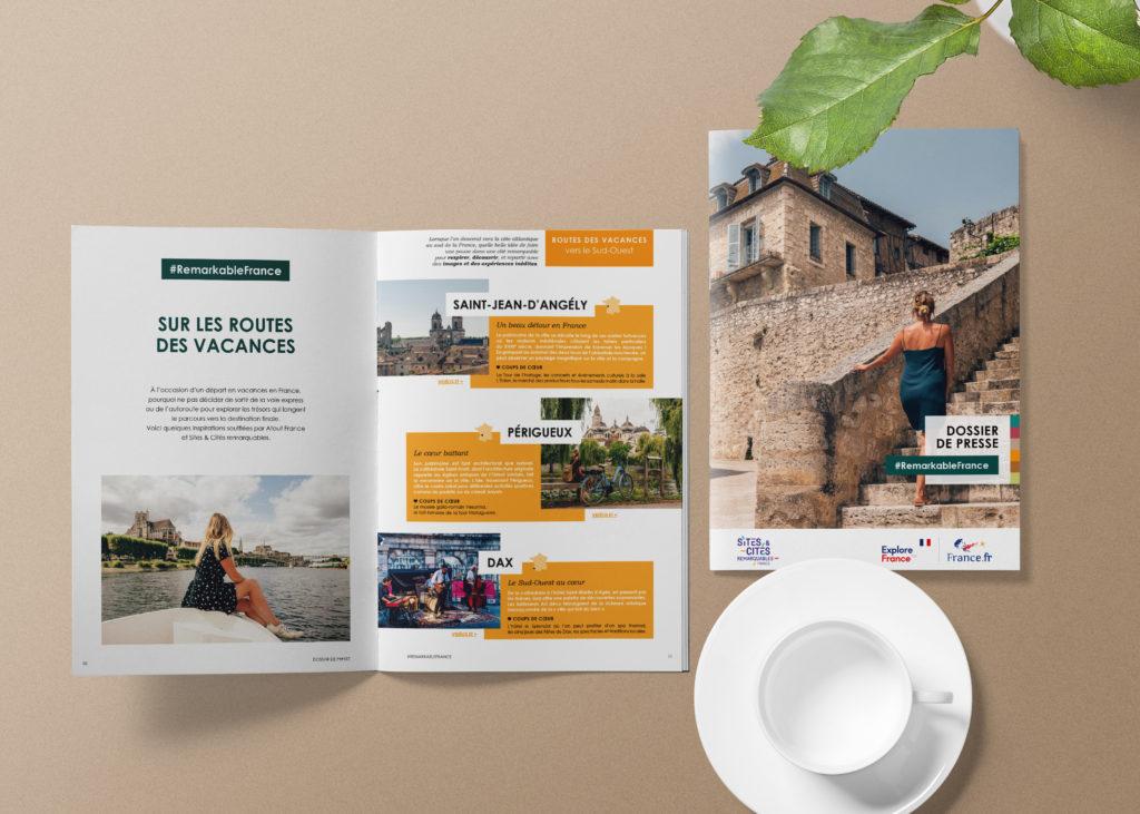 Programme touristique remarkable France