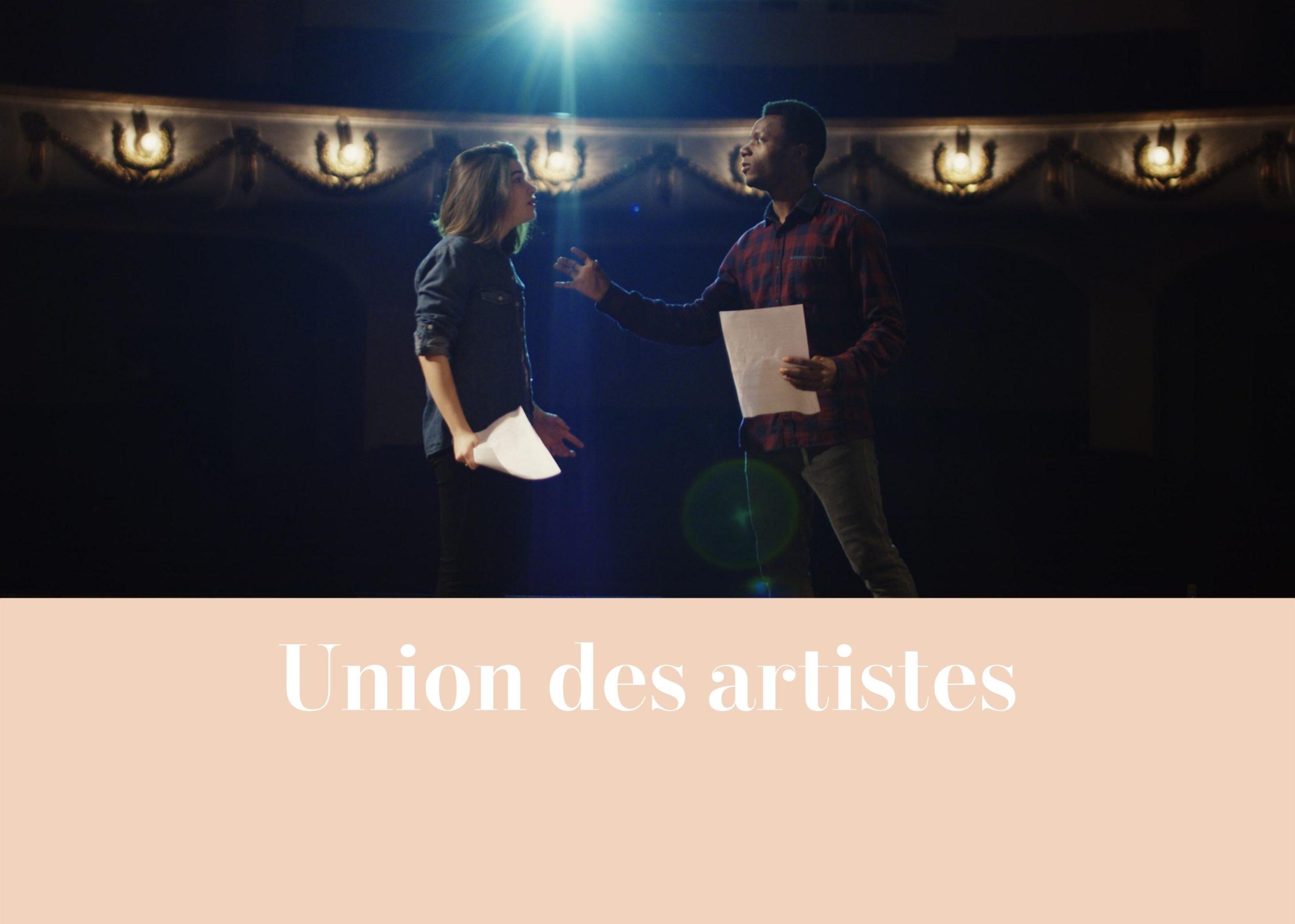 Union des artistes