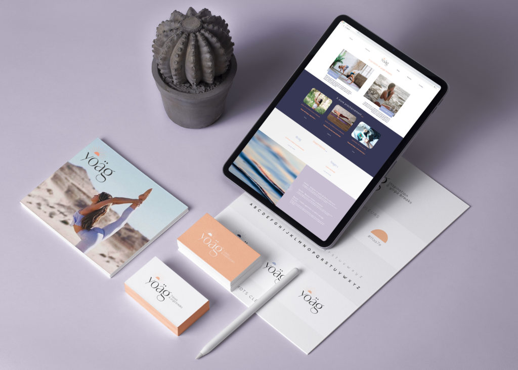 Yoga Brand Creation