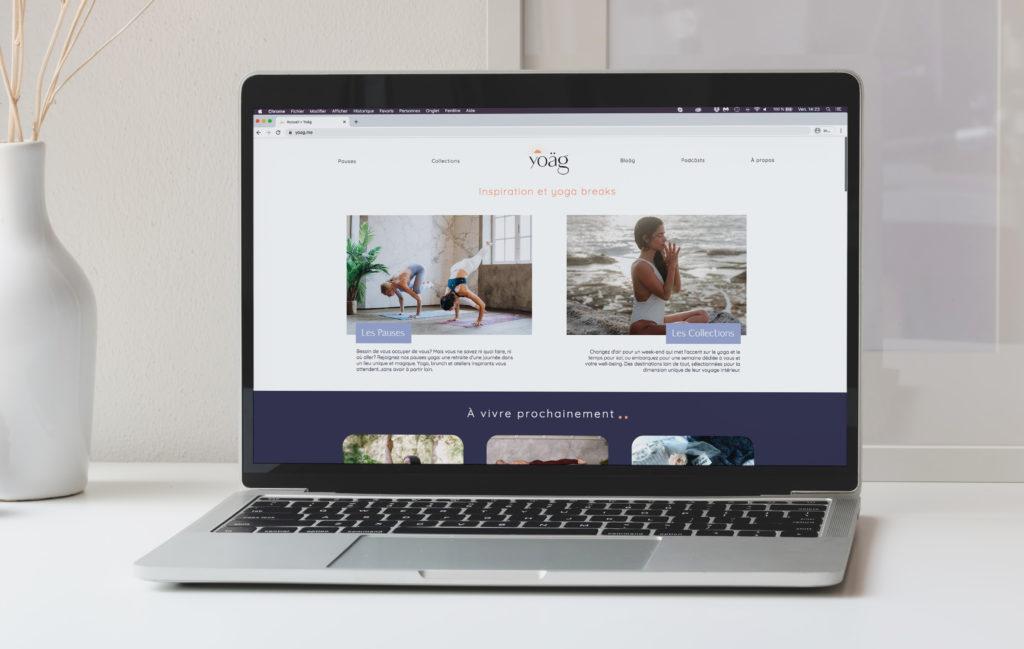 Creatie van een website