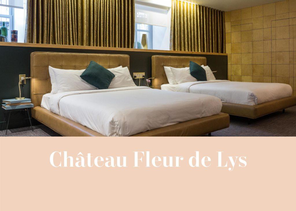 Chateau Fleur de Lys