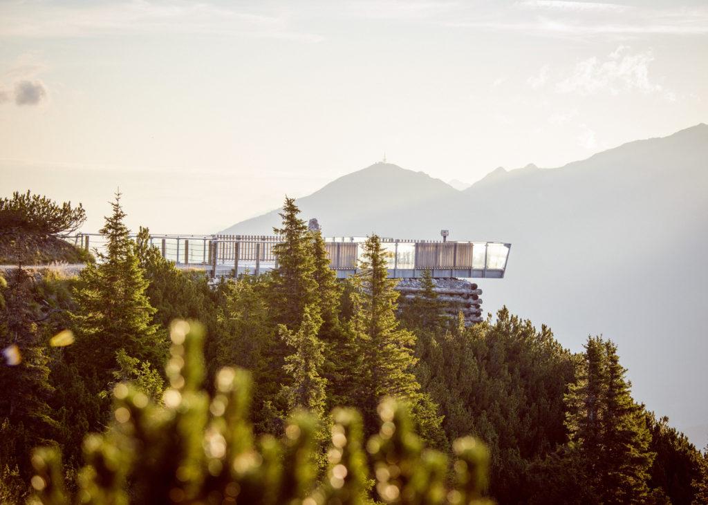 Press trip ski station