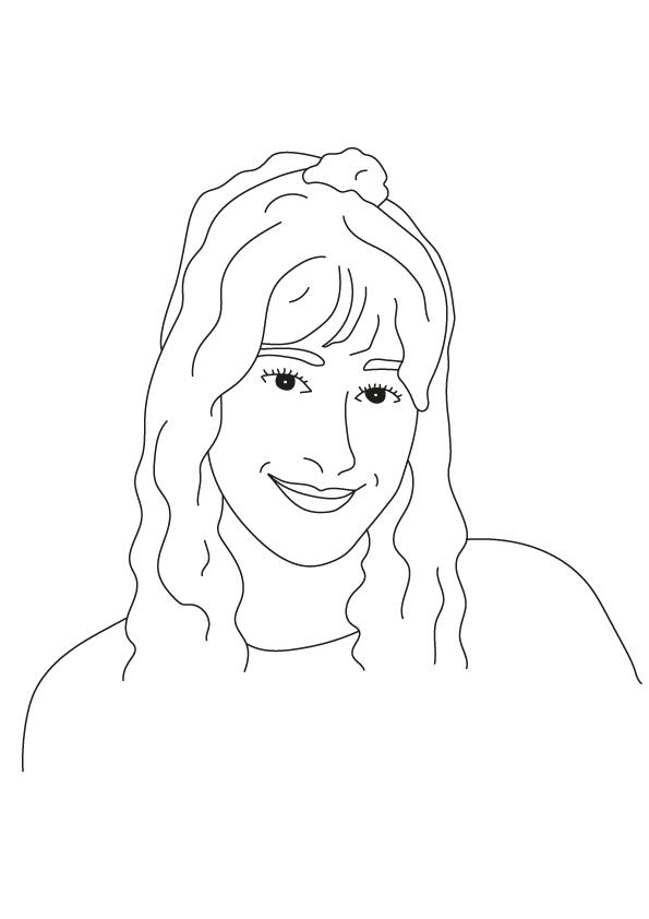 illustration Caroline